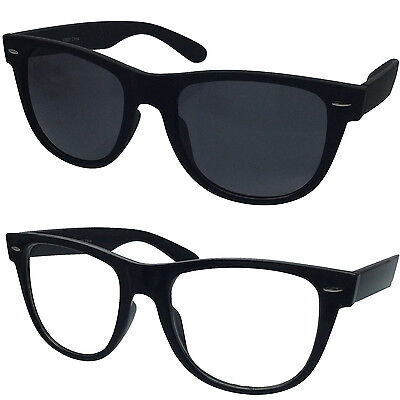 bf101a85483ec ... XXL Mens WIDE Extra large Classic Sunglasses for Big Fat Heads Huge  Black 147mm 2