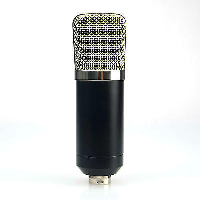 Professional Audio Dynamic Condenser Sound Recording Microphone Mic Studio 6