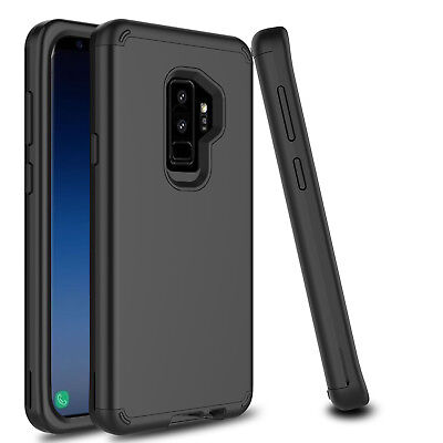 For Samsung Galaxy S9 Plus/S8 Shockproof Hybrid Hard Armor Full Cover Phone Case 4