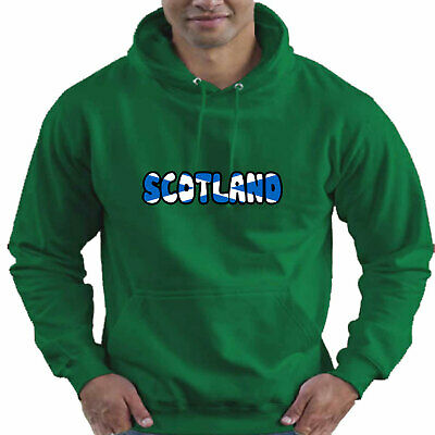 Scotland Scottish Flag Childrens Childs Kids Boys Girls Hoodie Hooded Top 7