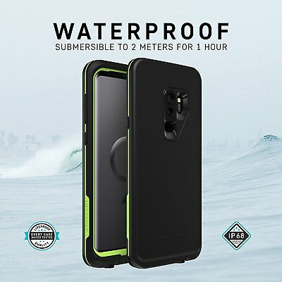 Galaxy S10 S9 Plus Case Genuine Lifeproof Shock Water proof Cover For Samsung 5