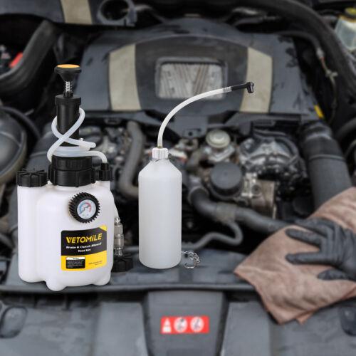 PURGEUR DE FREIN AUTOMATIQUE AUTONOME PURGE CIRCUIT DE FREINAGE EMBRAYAGE FR