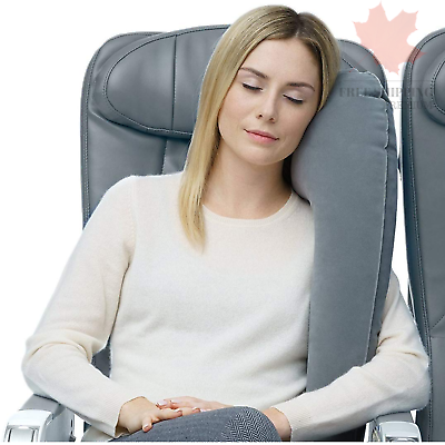 - Ultimate Travel Pillow - Lean Into It to Sleep - Fall Asleep Faster Stay As... 9