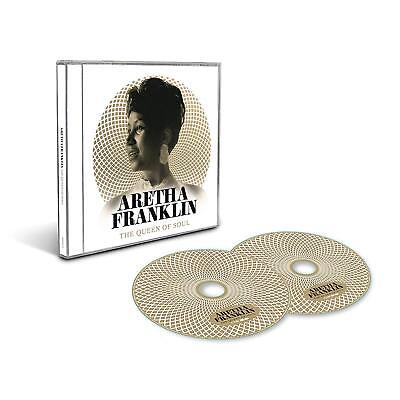 Aretha Franklin - The Queen Of Soul  2 Cd New 3