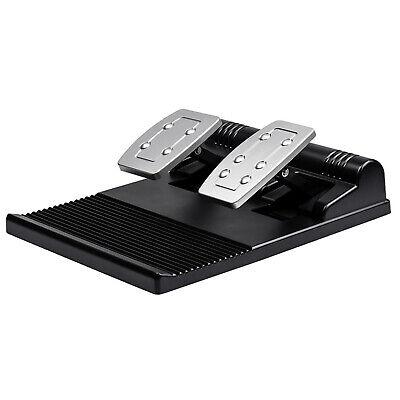 Lenkrad 4 in 1 für PC/PS3/PS4/Xone 2-Pedalset Ganghebel 270-Grad-Rotati 6