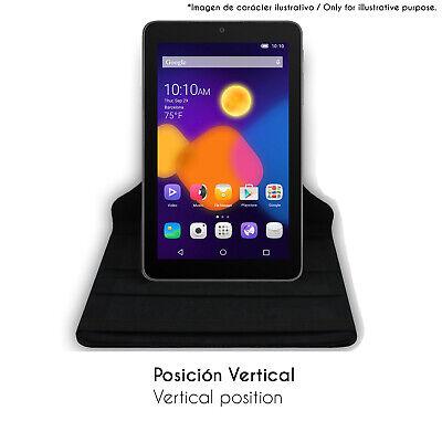 "Funda giratoria 360º tablet para BQ Edison 3 10.1"" 4"