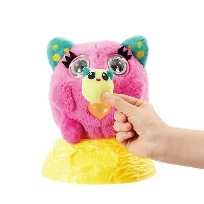 Nestlings Interactive Pet & Babies With Lights & Sounds Pink 2