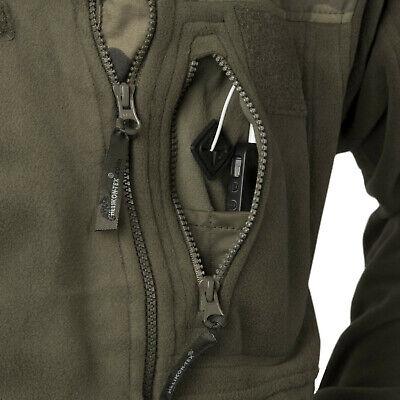 Helikon Tex Infantry Duty Fleece Jacket Black schwarz Outdoor Jacke 9