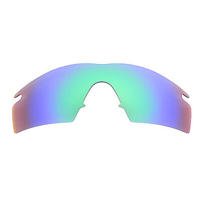 909a9ca6209 ... Polarized Replacement lenses for-Oakley M frame Strike Emerald Green 3