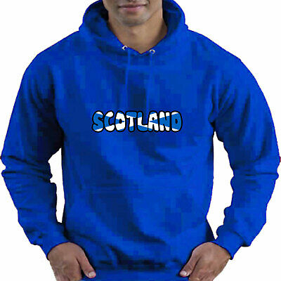Scotland Scottish Flag Childrens Childs Kids Boys Girls Hoodie Hooded Top 11