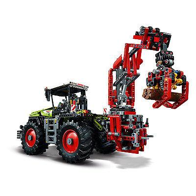 LEGO 42054 Technic CLAAS Traktor XERION 5000 TRAC VC  N16/8 5