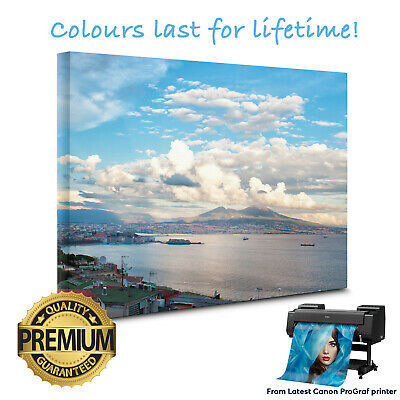 Personalised Canvas Print. Your Photo/Image Printed & Box Framed 2