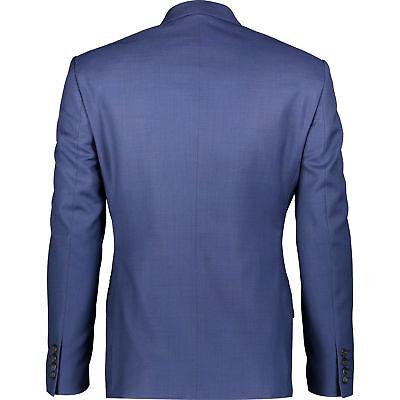 HARDY AMIES 3 PIECE Check SOFT ITALIAN WOOL Suit UK46 US46 IT56 C46 x W40 NEW 5