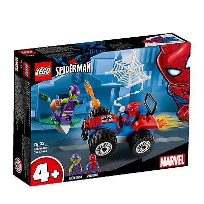 LEGO Super Heroes 76133 76134 Spider Man N12/18 NEU 3
