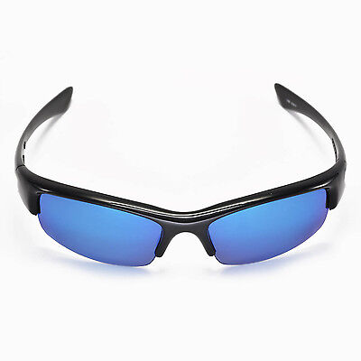 232938a3b56d ... New Walleva Polarized Ice Blue Replacement Lenses For Oakley Bottlecap  Sunglasse 4