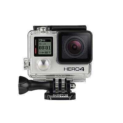 GoPro HERO4 Black Caméra d'Action Certifiée Rénovée + GoPro LCD Touch BacPac