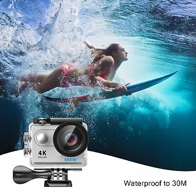 Eken® H9R Sport Action Pro Cam Ultra Hd 4K Wifi Videocamera Subacquea Originale 5
