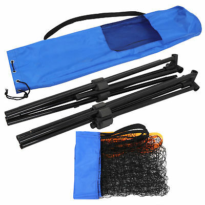 10 Feet Portable Badminton Volleyball Tennis Net Set with Stand/Frame Carry Bag 5