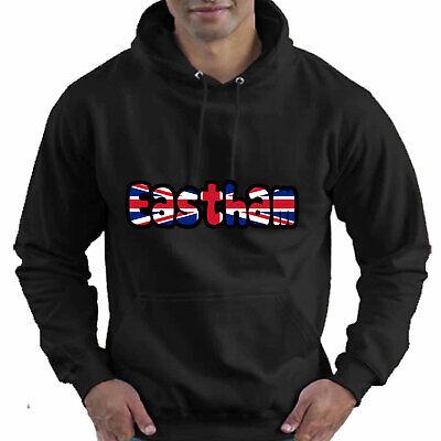 Eastham Love Childrens Childs Kids Boys Girls Hoodie Hooded Top 3