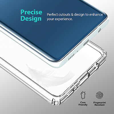 Samsung Galaxy S10 5G S10e S9 S8 Plus Case Clear Heavy Duty Shockproof Cover 6