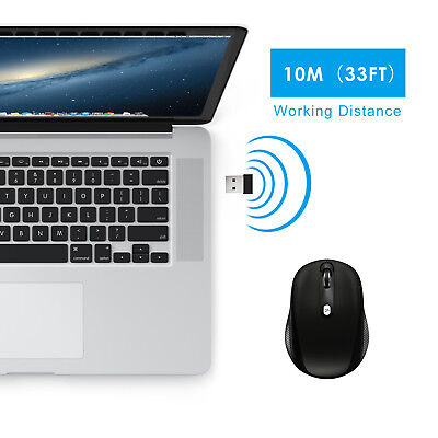 d6199815a1d ... JETech 2.4Ghz Wireless Mobile Optical Mouse with 2 CPI Levels and USB  Receiver 4
