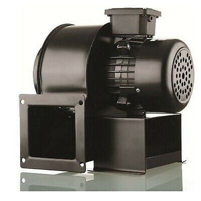 /Φ146mm Extracteur dair Industriel Radial Ventilateur centrifuge Aspiratio fan Ventilateurs ventilation Ventilateur Aspiration Extracteur