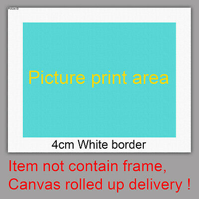 """16""""x18""""Horror Clown HD Canvas prints Painting Home decor Picture Room Wall art 6"""