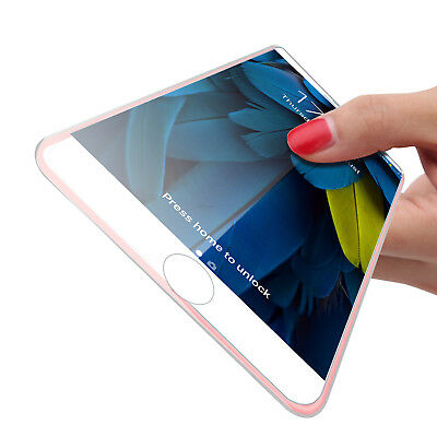 3D FULL COVER iPhone 8 7 6S 6 Plus Schutzglas 9H   Folie GLASS
