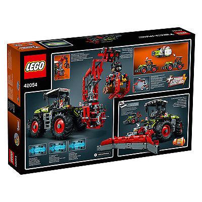 LEGO 42054 Technic CLAAS Traktor XERION 5000 TRAC VC  N16/8 2