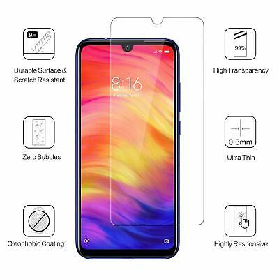 CUSTODIA per Xiaomi Redmi 7 / Note 7 COVER ELECTRO PELLICOLA VETRO TEMPERATO