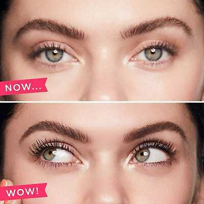 Phoera 9D Best Black Waterproof Mascara 3D Fiber Lash Makeup Eyelashes Volumizer 6