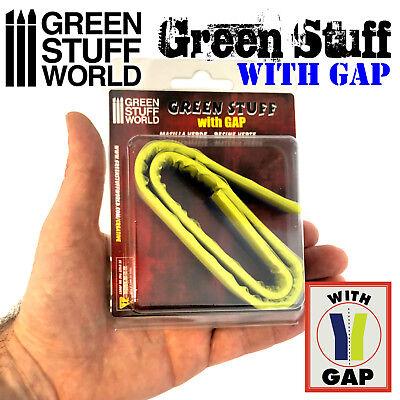 Résine Verte 18' (46 cm) en bande avec ESPACE - Green Stuff Pâte époxy Warhammer 3