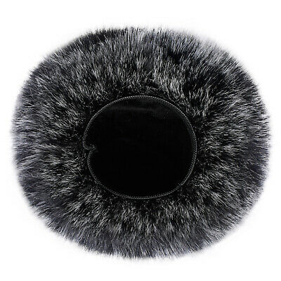 Neewer Outdoor Microphone Furry Windscreen Muff for Zoom H4n H5 H6 Sony PCM-D50 6