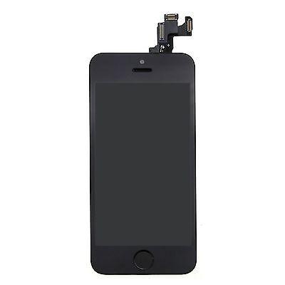 Vitre Tactile + Ecran Lcd Complet  Iphone 5/ 5C / 5S 5 Se Noir/Blanc + Outils 9