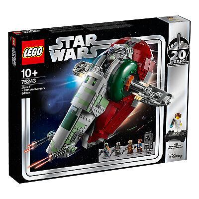 LEGO ® 20 Jahre Star Wars 75262 75261 75259 75258 75243 2