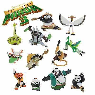 Kung Fu Panda 3 Kai Personaggio Da Collezione Nuovo Dreamworks 2
