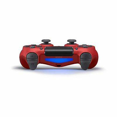 Mando Ps4 Dualshock Color Rojo Magma Original Playstation 4 Sony Red Magma 12