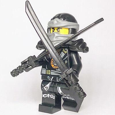 Lego Cole Minifigure from sets 70733 70734 70751 Ninjago NEW njo140 70738