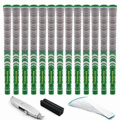 13 x Gavistory Multi Compound Golf Grips(15 Grip Tapes,1Vise clamp,1 Hook Blade) 8