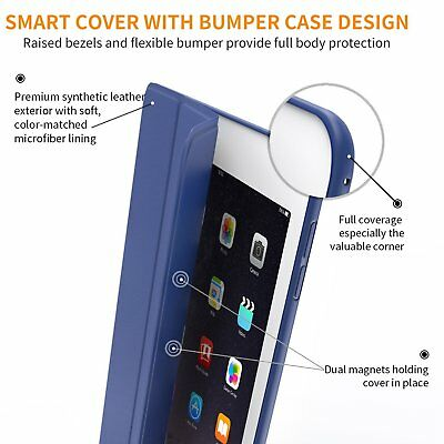 Shockproof iPad Cover Case Stand for iPad 6th Gen 2018 A1893 A1954 4