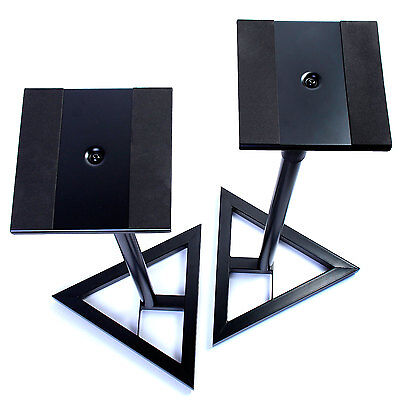 Premium Studio Monitor Stands: Speaker Stand for Monitors with Lifetime Warranty 2