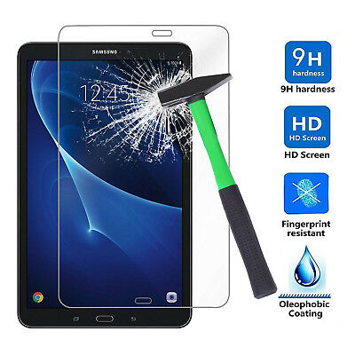 "[2 PACK] Tempered Glass Screen Protector For Samsung Galaxy Tab A 10.1"" SM-T580"