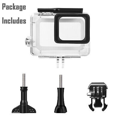 Waterproof Housing Case for GoPro Hero 7 Black 6 5 Protective Shell with Bracket 8