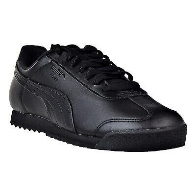 PUMA ROMA BASIC Men's Shoes Puma Black Puma Black 353572 17