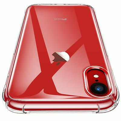 Coque Iphone Xr Xs Max Silicone Tpu Antichoc Renforcé Etui Housse Protection 2