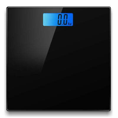 Electronic Digital Glass Body Bathroom Scale 180KG Free Shipping! Gym Weight 2