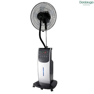 Ventilatore Digitale Acqua Wfd Dardaruga Con Nuovo Nebulizzatore Professionale 2