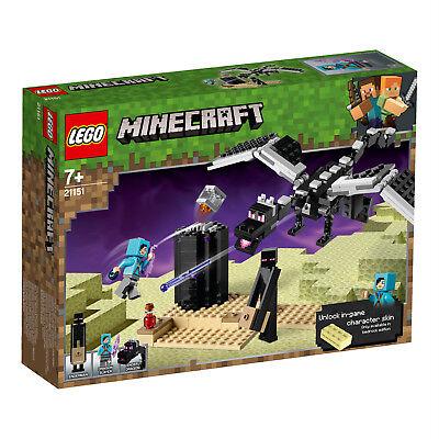 LEGO® Minecraft™ Full Collection  21152 21151 21150 21149 21148 BigFig N2/19 3