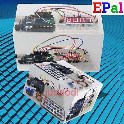 EPAL Professional Starter Kit  (Arduino UNO R3 -Compatible) Compass Gyro AU 4