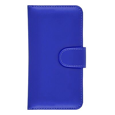 G-Shield® Luxury Leather Flip Wallet Slim Case Cover For Sony Xperia Z5 Compact